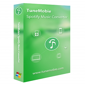 TuneMobie Spotify Music Converter Cover