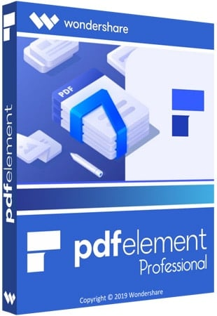Wondershare PDFelement Professional Cover