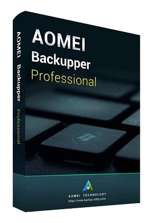 AOMEI Backupper cover Cover
