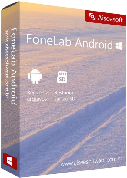 Aiseesoft FoneLab for Android Cover