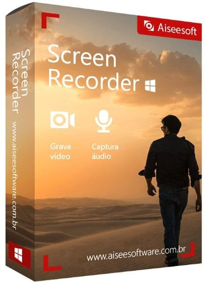 Aiseesoft Screen Recorder Cover