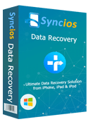Anvsoft SynciOS Data Recovery Cover