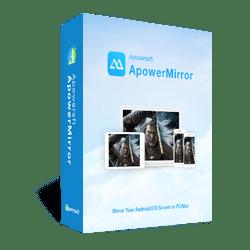 ApowerMirror cover