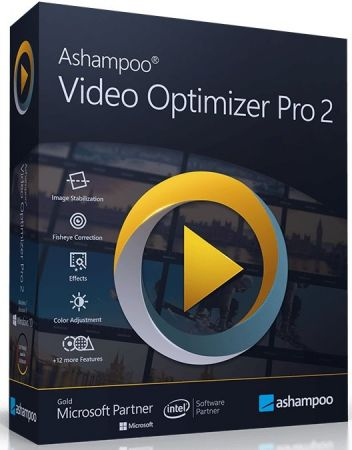 Ashampoo Video Optimizer Pro Cover
