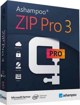 Ashampoo ZIP Pro Cover