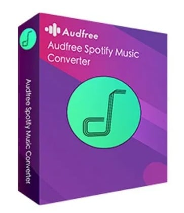 AudFree Spotify Music Converter Cover