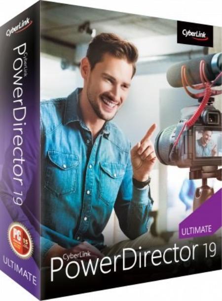 CyberLink PowerDirector Ultimate Cover