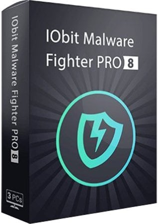 IObit Malware Fighter Pro Cover