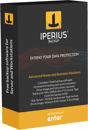 Iperius Backup Full Cover