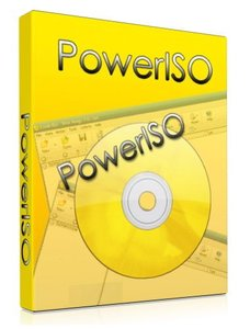 PowerISO Cover