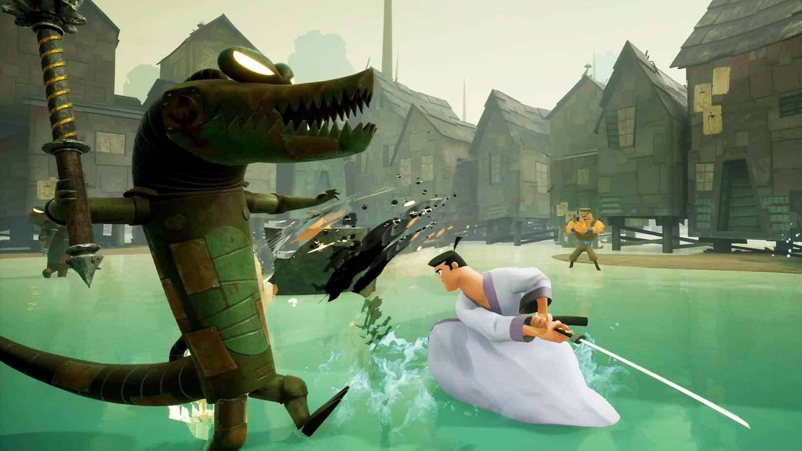 Samurai Jack Battle Through Time PC Download