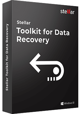 Stellar Toolkit for Data Recovery Cover