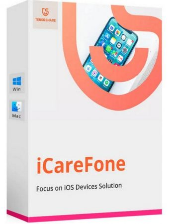 Tenorshare iCareFone Cover