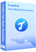 TunePat Tidal Media Downloader Cover