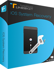 TunesKit iOS System Recovery Cover
