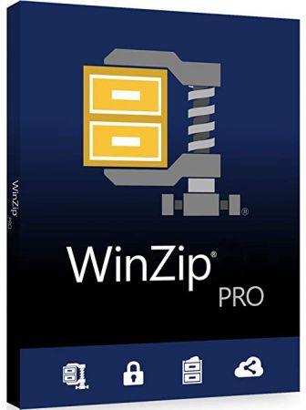 WinZip Pro Cover