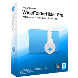 Wise Folder Hider Pro Cover