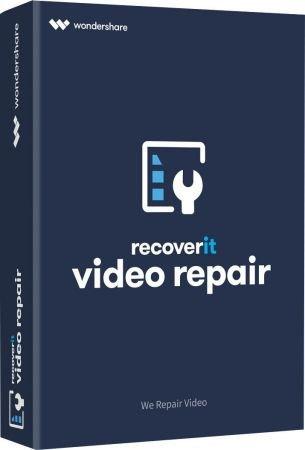 Wondershare Recoverit Video Repair Cover