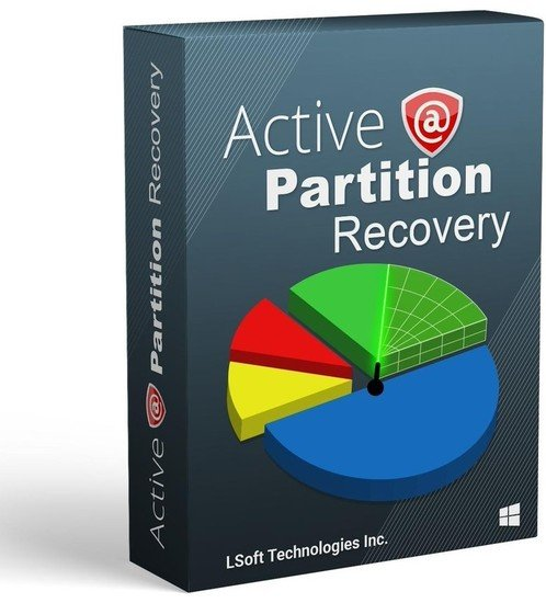Active Partition Recovery Cover