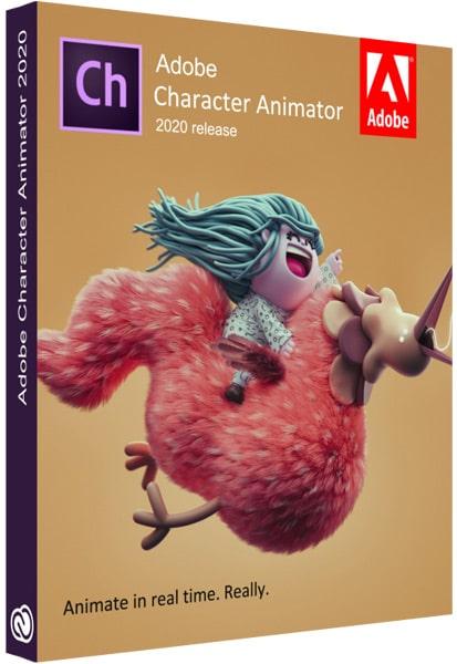 Adobe Character Animator cover