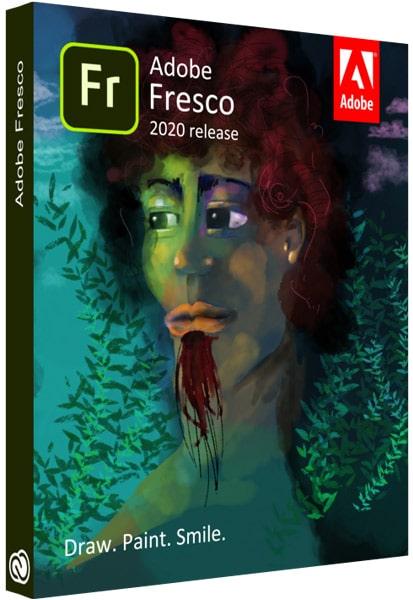 Adobe Fresco Cover