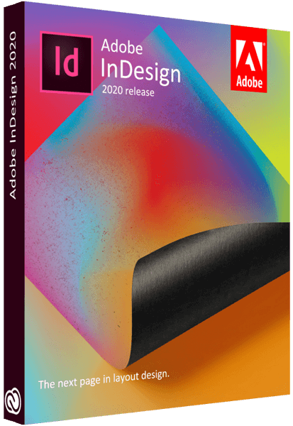 Adobe InDesign Cover