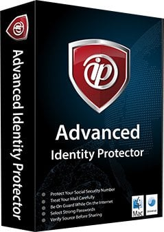 Advanced Identity Protector Cover