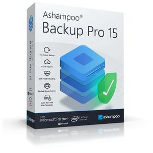 Ashampoo Backup Pro Cover
