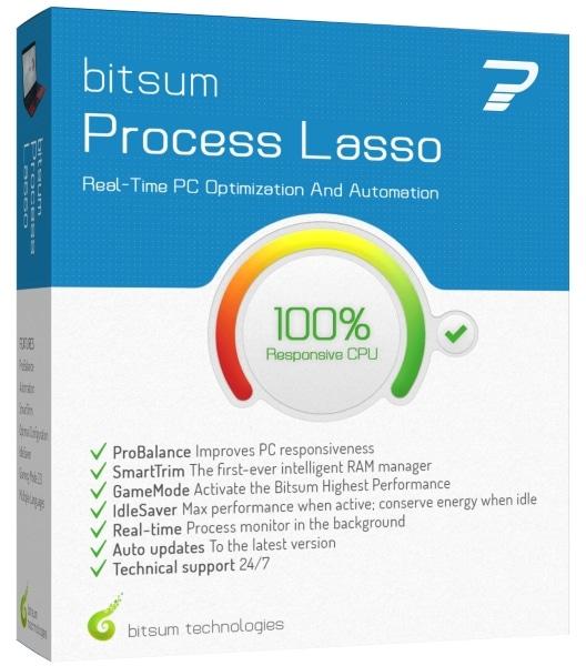 Bitsum Process Lasso Cover