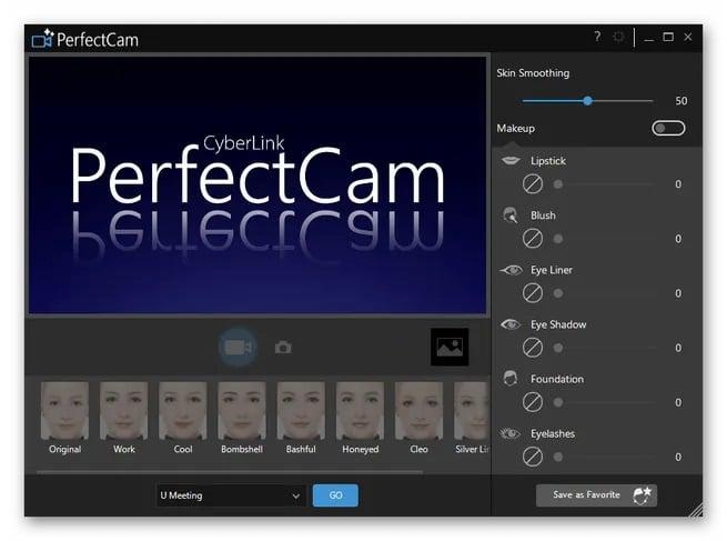 CyberLink PerfectCam