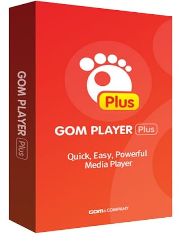 GOM Player Plus Cover