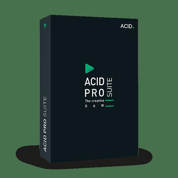 MAGIX ACID Pro Suite Cover