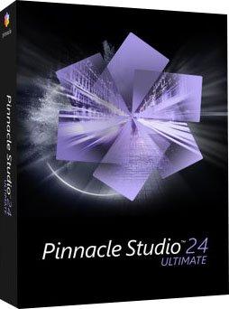 Pinnacle Studio Ultimate Cover