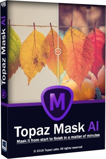 Topaz Mask AI Cover