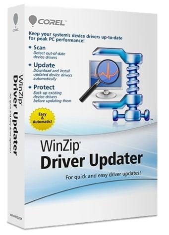 WinZip Driver Updater Cover