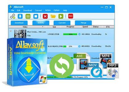Allavsoft Video Downloader Converter Cover