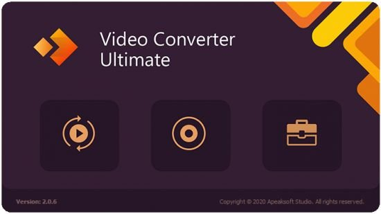 Apeaksoft Video Converter Ultimate Cover