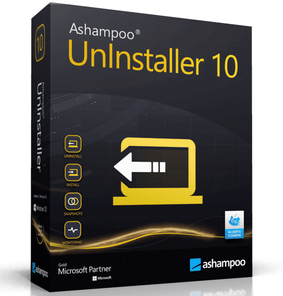 Ashampoo UnInstaller Cover