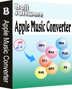 Boilsoft Apple Music Converter Cover