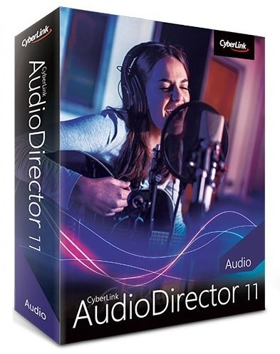 CyberLink AudioDirector Ultra Cover