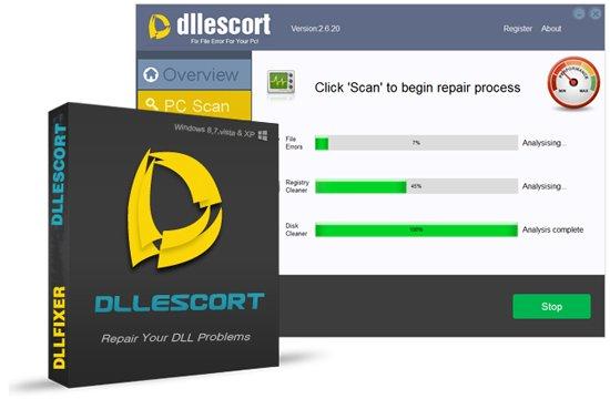 DLLEscort Cover