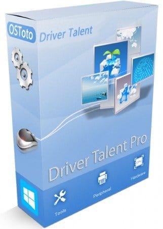 Driver Talent Pro Cover