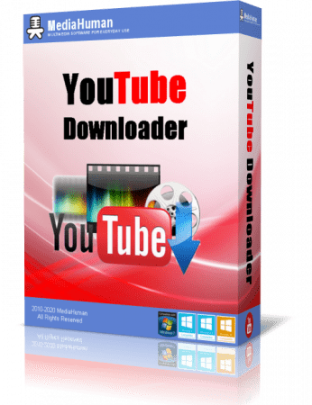MediaHuman YouTube Downloader Cover