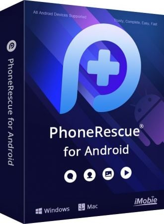 PhoneRescue for Android Cover