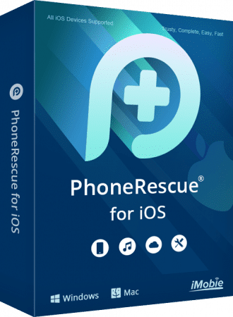 PhoneRescue for iOS Cover
