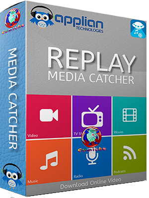 Replay Media Catcher Cover