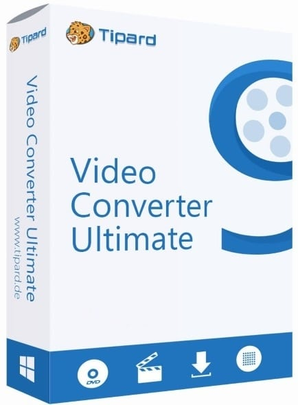 Tipard Video Converter Ultimate Cover