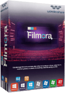 Wondershare Filmora X Cover
