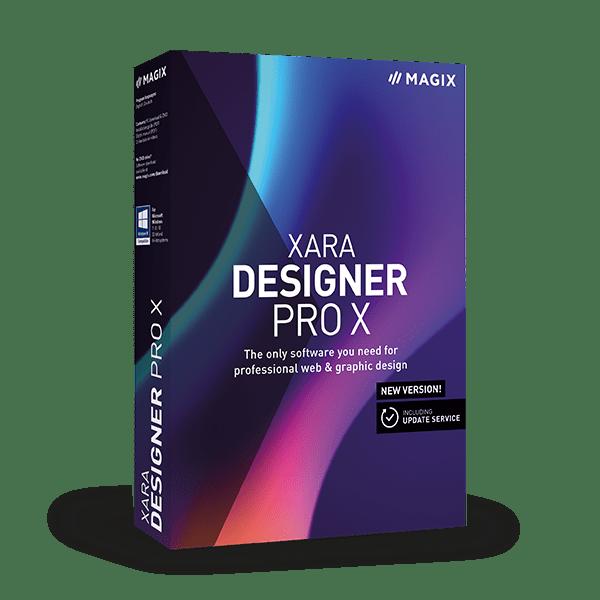 Xara Designer Pro Cover