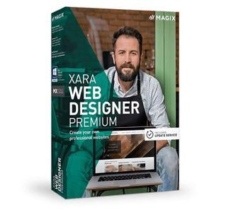 Xara Web Designer Premium Cover